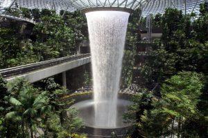 Changi Airport © Changi Media Centre