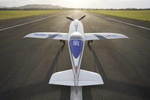 Rolls-Royce All-Electric Plane @ Rolls- Royce