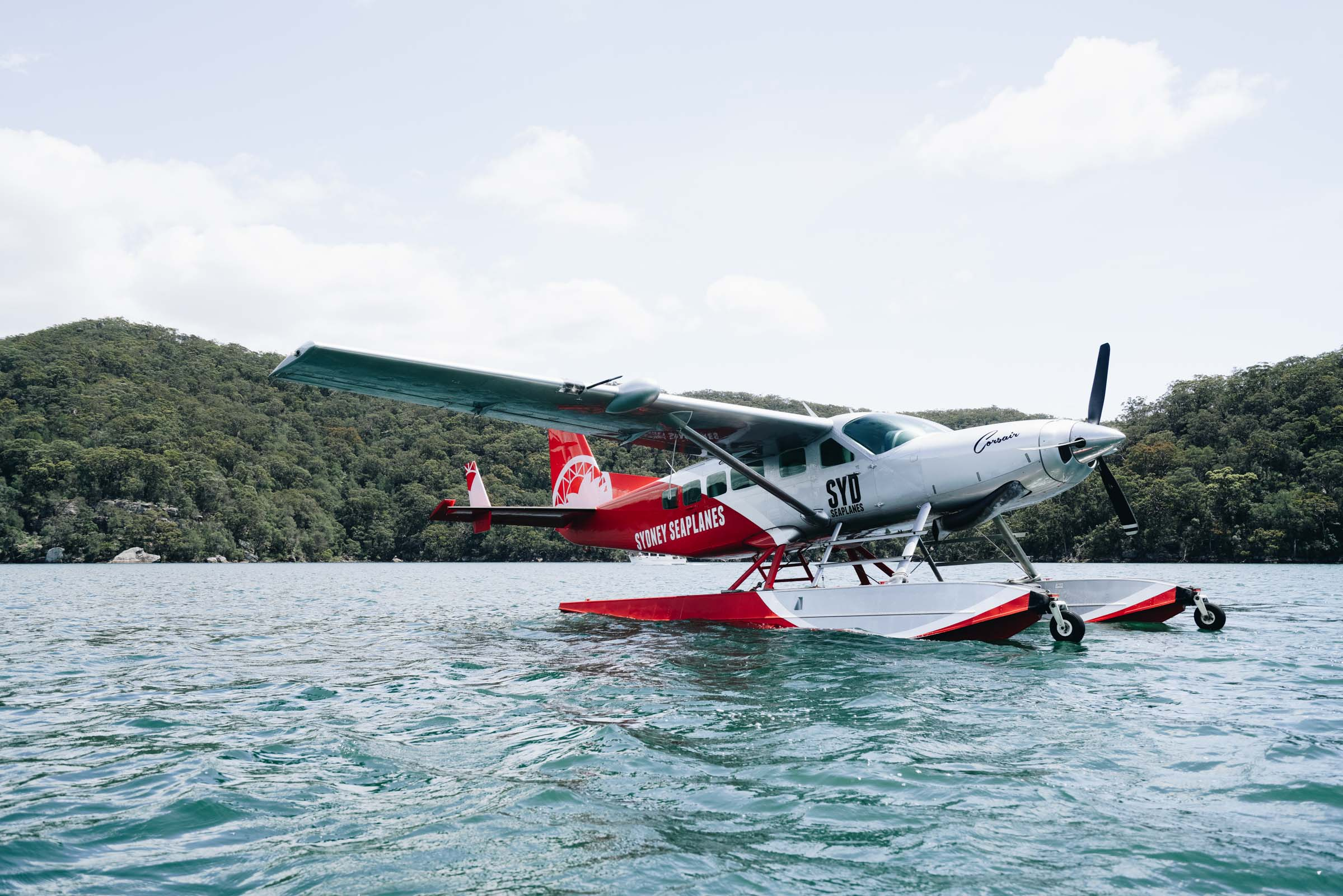 Rose Bay Host To Sydney Seaplanes