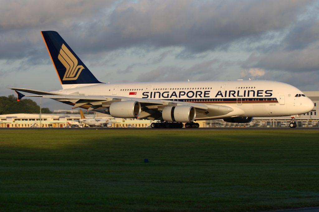 © Singapore Airlines Media Centre