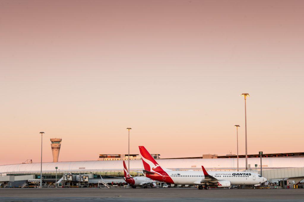 Brisbane Airport © Brisbane Media Centre