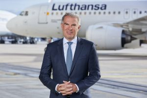 Chairman of the Executive Board and CEO of Deutsche Lufthansa, Spohr Carsten