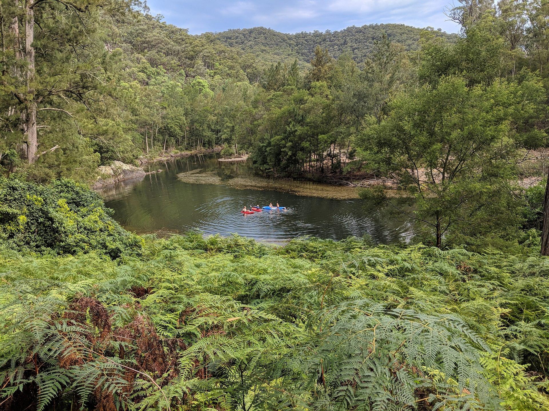 Budget Flights to Deua River, Deua National Park, New South Wales, Australia