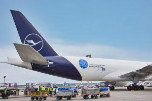 Lufthansa and BASF have created innovative surface technology © Lufthansa