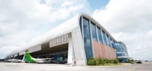 AeroAsia's Hangar no. 4