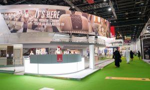 Emirates' Premium Set-up