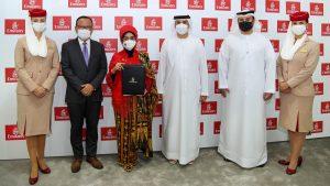 Emirates and Indonesia's Memorandum