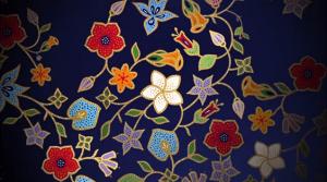 Singapore Airlines' new Batik motif