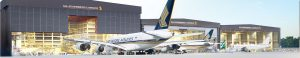 Singapore Airlines' Hangars three out of six