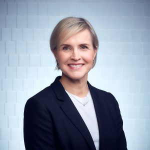 Ulla Lettijeff, SVP, Helsinki Airport and a member of Finavia's Executive Group