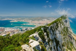 Rock of Gibraltar photo by Michal Mrozek