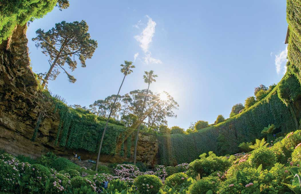 Budget Flights to Mount Gambier South Australia