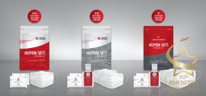 Turkish Airlines' Hygiene Kit