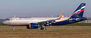 Aeroflot A320neo
