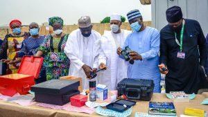 control equipment deployed in Nigeria against bird strike/s.
