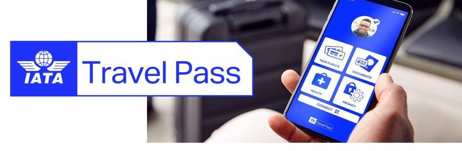 IATA Travel Pass Logo
