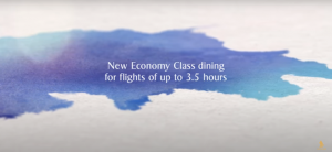 Singapore Airlines' New Economy Class Meal range