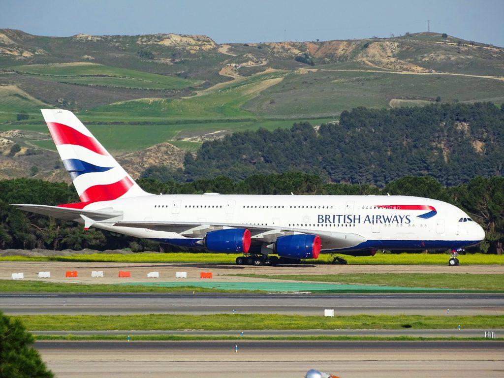British Airways Belfast City Airport