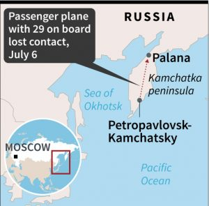 map of the tragic incident