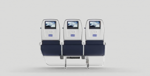 upgraded seatback entertainment to be available