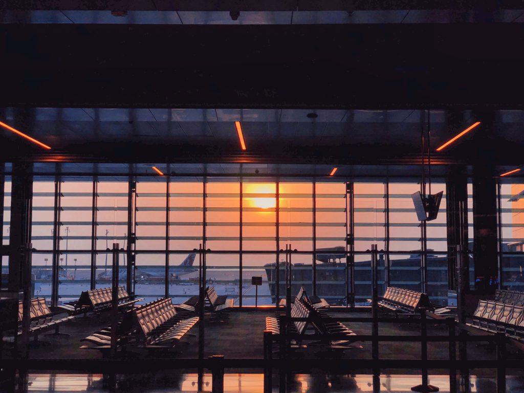 qatar airport experience