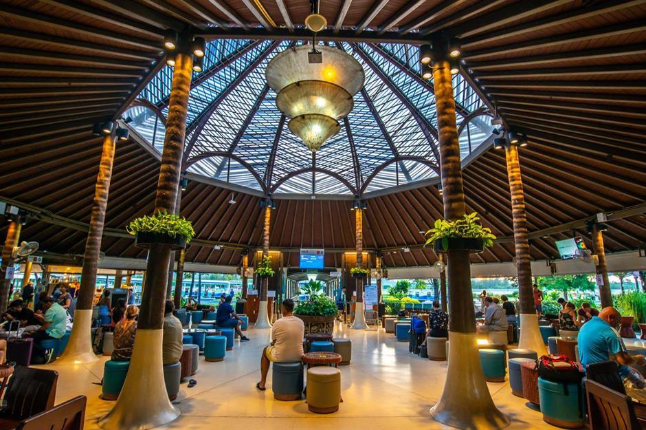 Samui International Airport, best airport terminals
