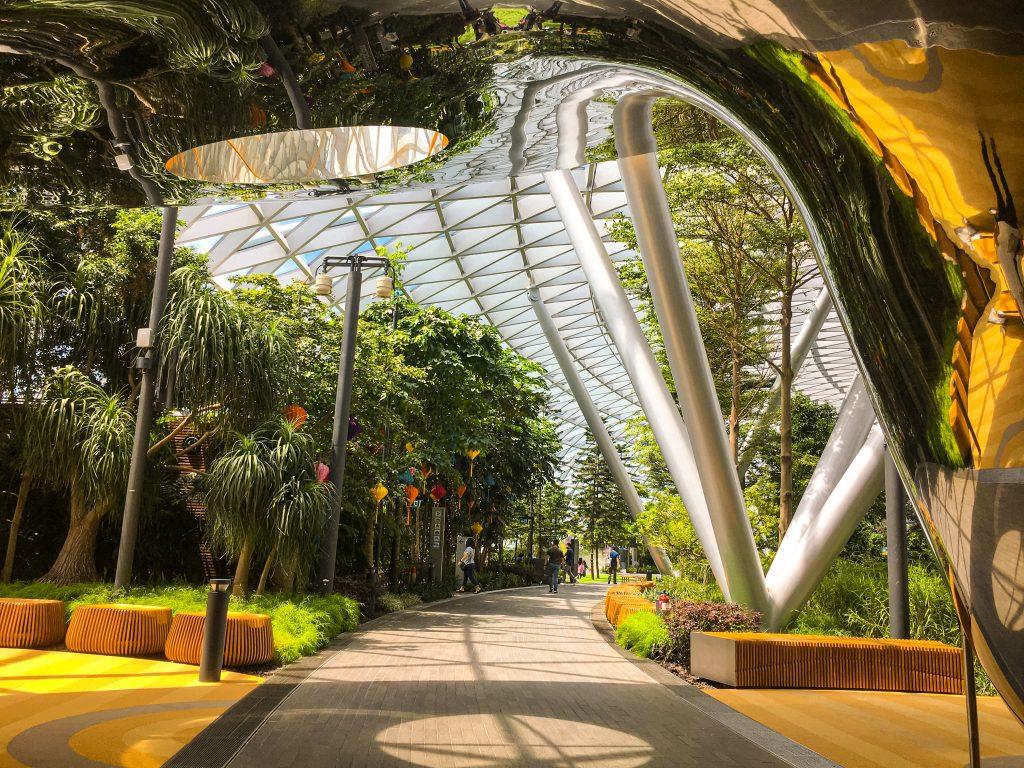 Canopy Park In Jewel Changi
