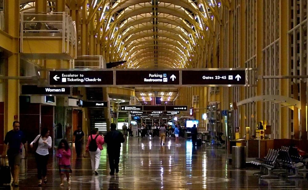 Ronald Reagan Washington National Airport, United States, Best Airport Terminals