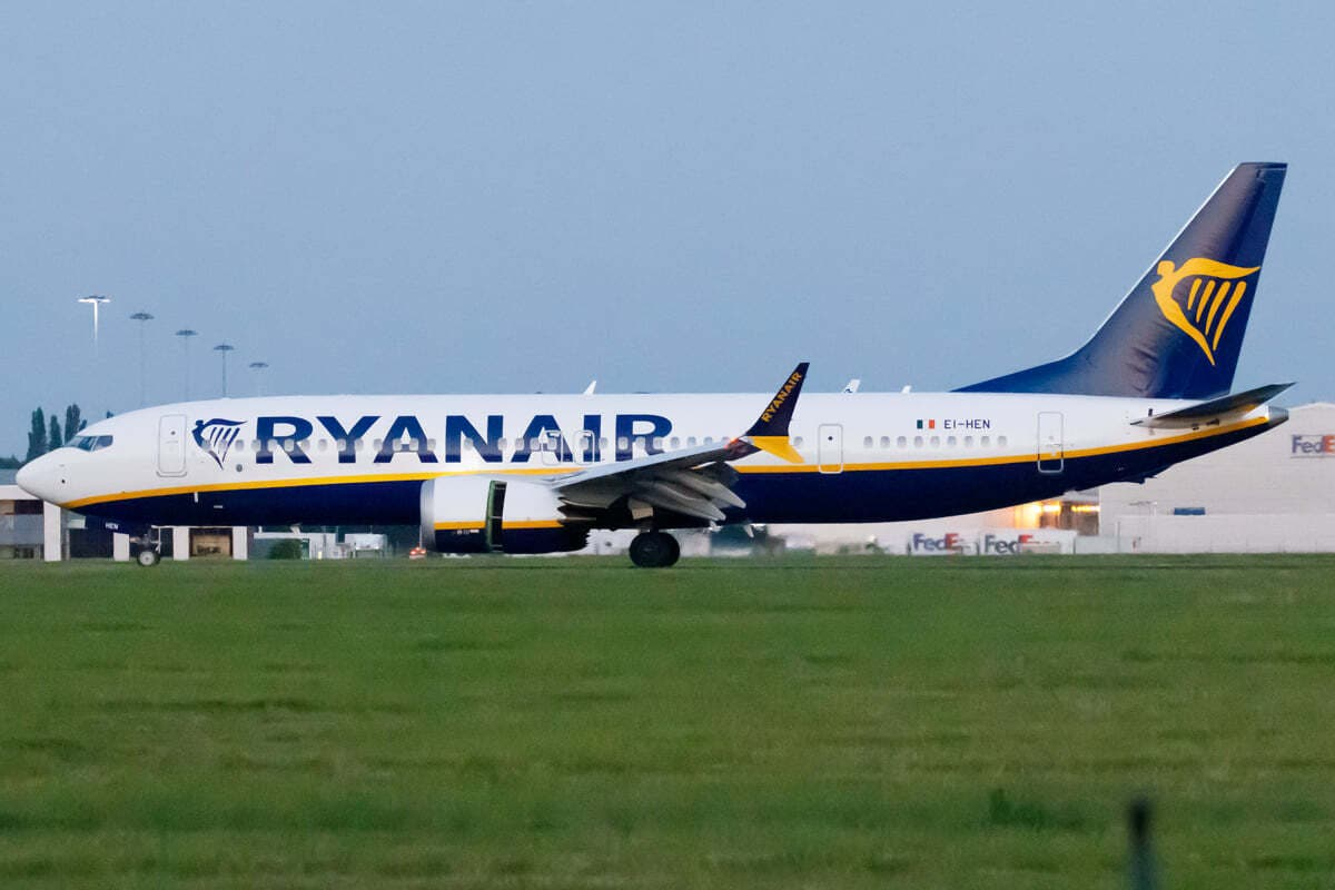 Talks between Boeing and Ryanair over the MAX10 aircraft fall short at price arrangements