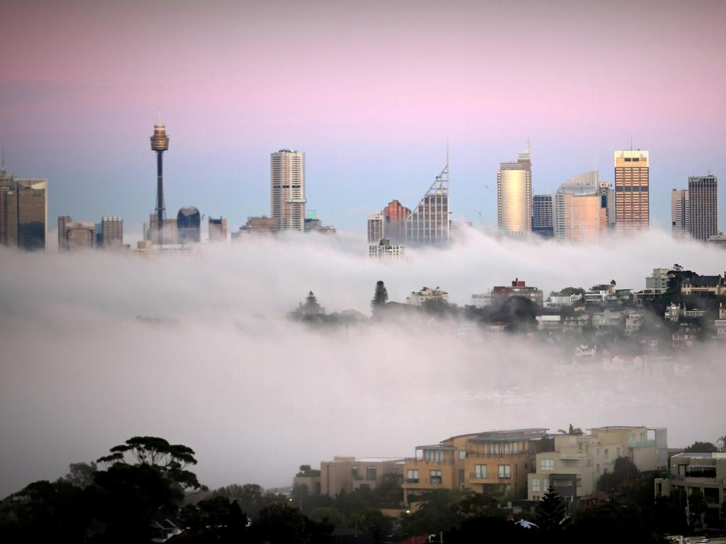 WSA airport new runway will allow planes to take off in thick Sydney fog which has previously grounded flights at Sydney Airport