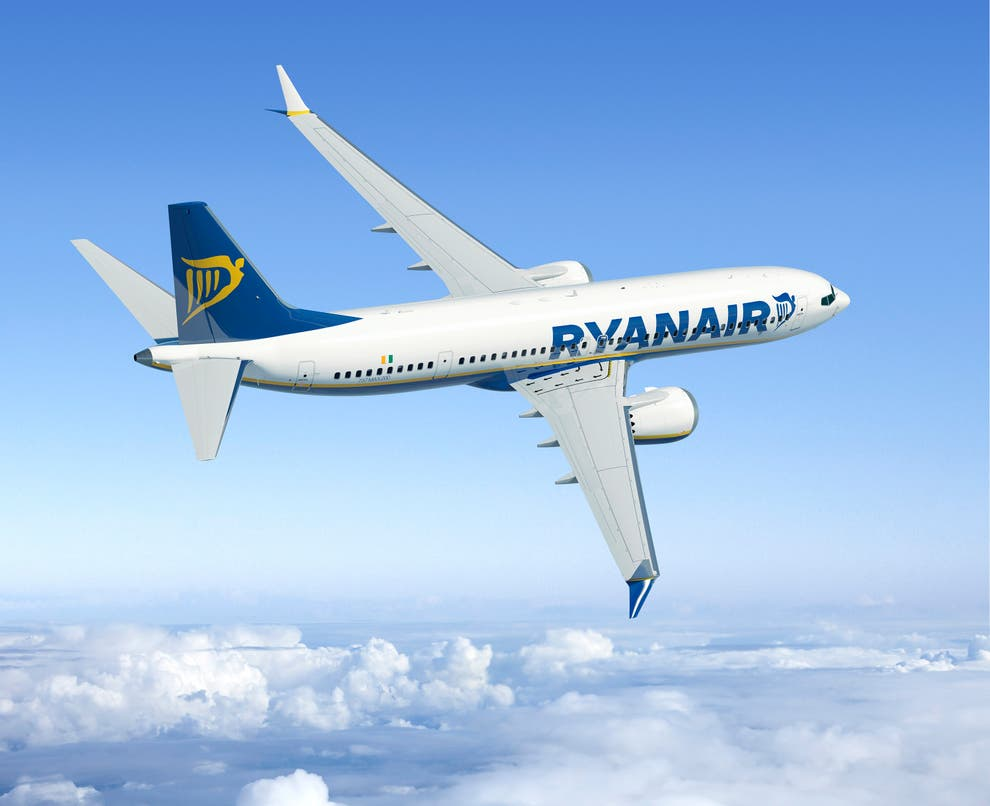 """Ryanair still expectuing to take delivery of 210 B737-8200 """"Gamechanger"""" aircraft before 2025"""