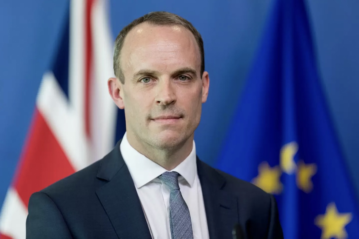 Showing profile picture of Dominic Raab
