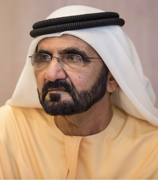 Showing Sheikh Mohammed