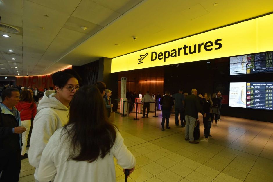 Australia to open international borders with the resumption of travel in november