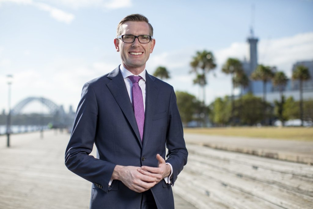 New South Wales have announced a new premier, Dominic Perrottet
