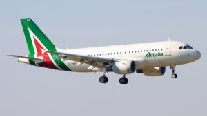 Alitalia was the main operator for most of the time | © Andrea Ongaro, TravelRadar