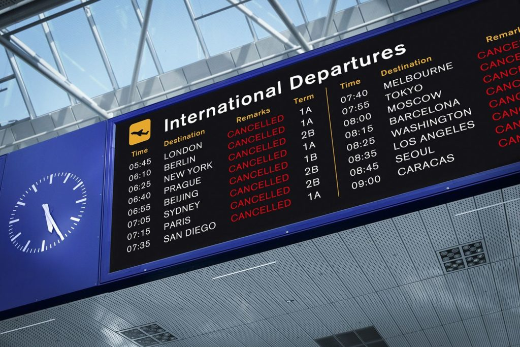 International Travel to resume in australia but not for everyone